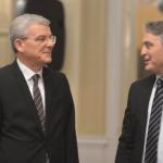 Komšić i Džaferović: Trebamo se okrenuti pozitivnim procesima